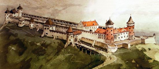 Castles of Ukraine, picture 13