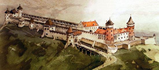 Castles of Ukraine, picture 13