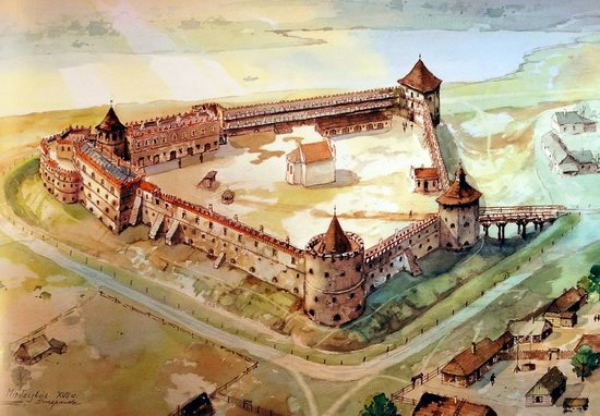 Castles of Ukraine, picture 15