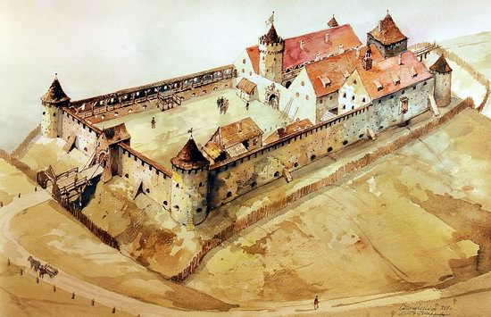 Castles of Ukraine, picture 21
