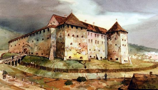 Castles of Ukraine, picture 22