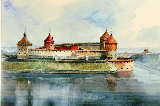 Castles of Ukraine, picture 23