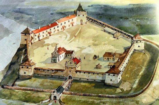 Castles of Ukraine, picture 25