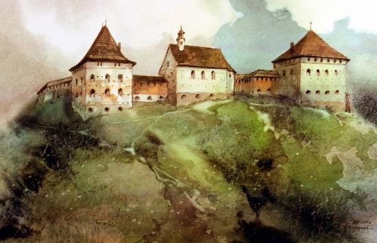 Castles of Ukraine, picture 3