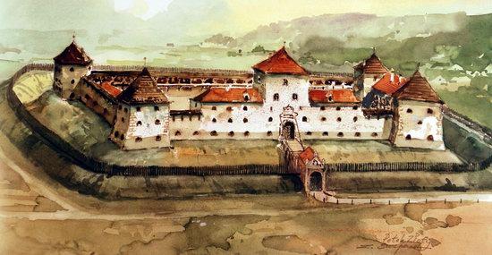 Castles of Ukraine, picture 7