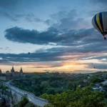 Balloon Festival in Kamianets-Podilskyi
