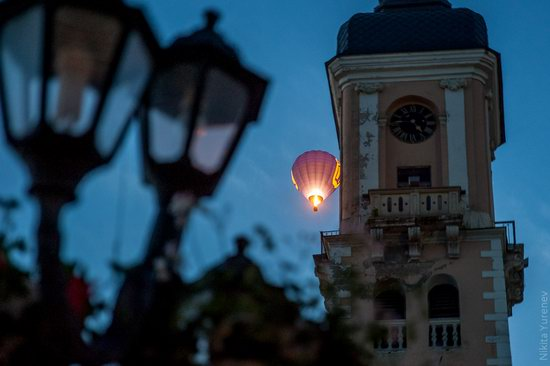 Balloon Festival, Kamianets-Podilskyi, Ukraine, photo 10