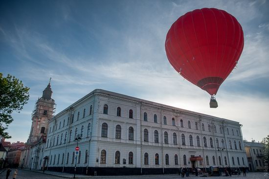 Balloon Festival, Kamianets-Podilskyi, Ukraine, photo 11