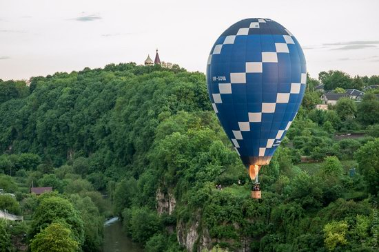Balloon Festival, Kamianets-Podilskyi, Ukraine, photo 3