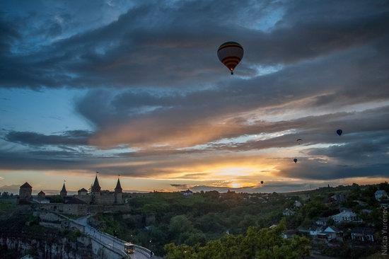 Balloon Festival, Kamianets-Podilskyi, Ukraine, photo 5