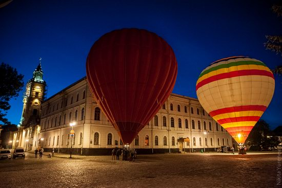 Balloon Festival, Kamianets-Podilskyi, Ukraine, photo 6