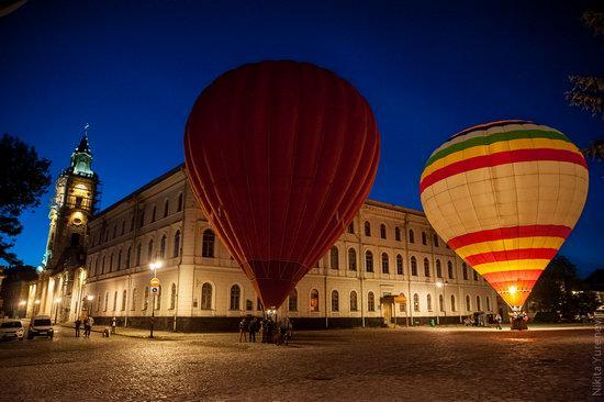 Balloon Festival, Kamianets-Podilskyi, Ukraine, photo 6