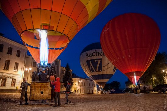 Balloon Festival, Kamianets-Podilskyi, Ukraine, photo 8