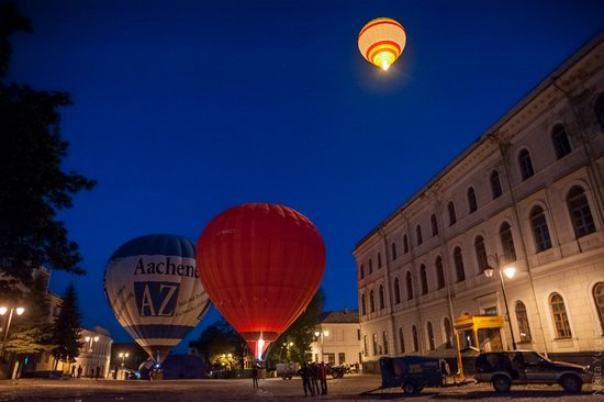 Balloon Festival, Kamianets-Podilskyi, Ukraine, photo 9