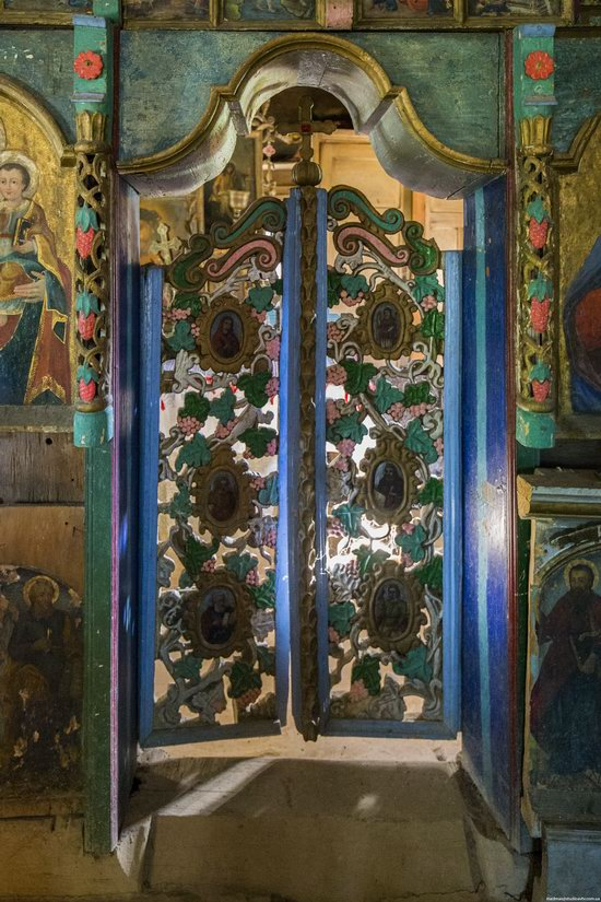 Church of the Dormition, Novoselytsya, Ukraine, photo 10