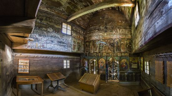Church of the Dormition, Novoselytsya, Ukraine, photo 12