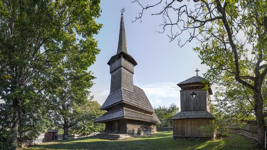 Church of the Dormition, Novoselytsya, Ukraine, photo 2