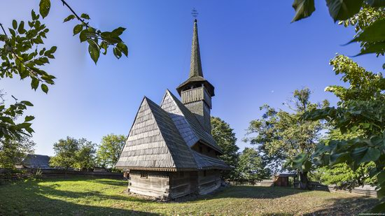 Church of the Dormition, Novoselytsya, Ukraine, photo 4