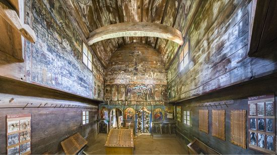 Church of the Dormition, Novoselytsya, Ukraine, photo 6