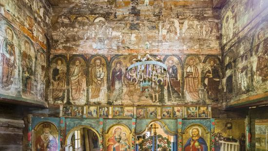 Church of the Dormition, Novoselytsya, Ukraine, photo 7