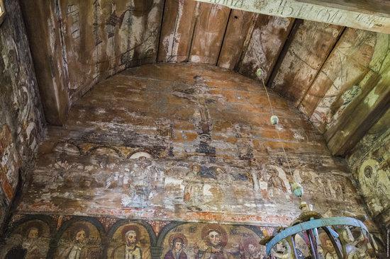 Church of the Dormition, Novoselytsya, Ukraine, photo 8