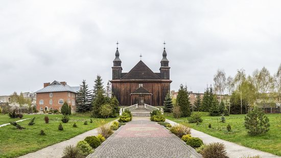 St. Anne Catholic Church, Kovel, Ukraine, photo 1