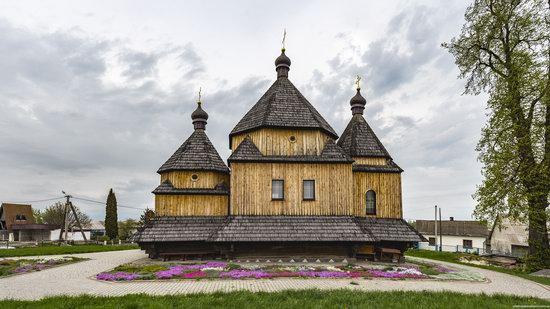 St John the Evangelist Church, Skoryky, Ukraine, photo 3
