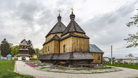 St John the Evangelist Church, Skoryky, Ukraine, photo 4