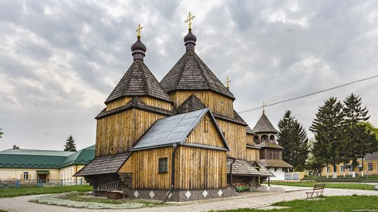St John the Evangelist Church, Skoryky, Ukraine, photo 7