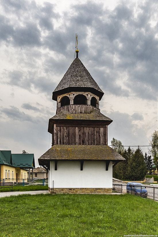 St John the Evangelist Church, Skoryky, Ukraine, photo 8