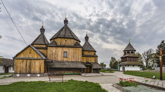 St John the Evangelist Church, Skoryky, Ukraine, photo 9
