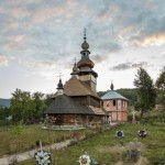 St. Michael Church in Svalyava