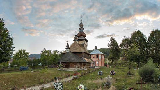 St. Michael Church, Svalyava, Zakarpattia, Ukraine, photo 1