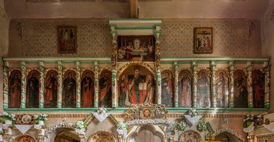 St. Michael Church, Svalyava, Zakarpattia, Ukraine, photo 10