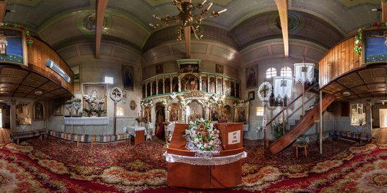 St. Michael Church, Svalyava, Zakarpattia, Ukraine, photo 11