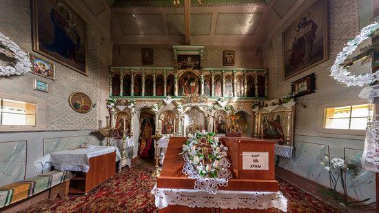 St. Michael Church, Svalyava, Zakarpattia, Ukraine, photo 12