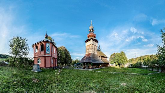 St. Michael Church, Svalyava, Zakarpattia, Ukraine, photo 13