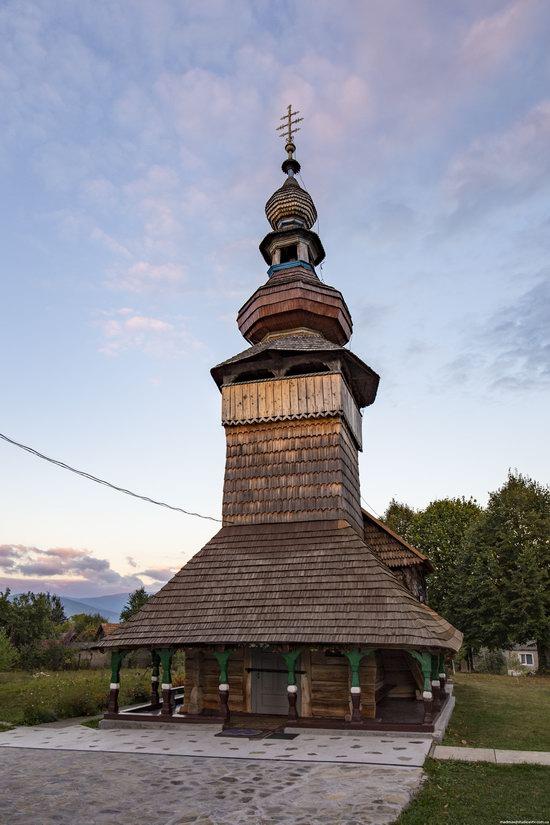 St. Michael Church, Svalyava, Zakarpattia, Ukraine, photo 4