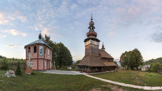 St. Michael Church, Svalyava, Zakarpattia, Ukraine, photo 5