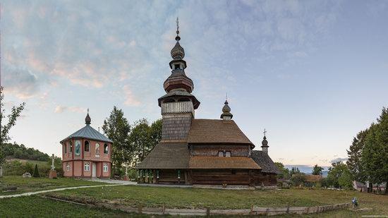 St. Michael Church, Svalyava, Zakarpattia, Ukraine, photo 6