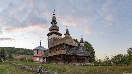 St. Michael Church, Svalyava, Zakarpattia, Ukraine, photo 7