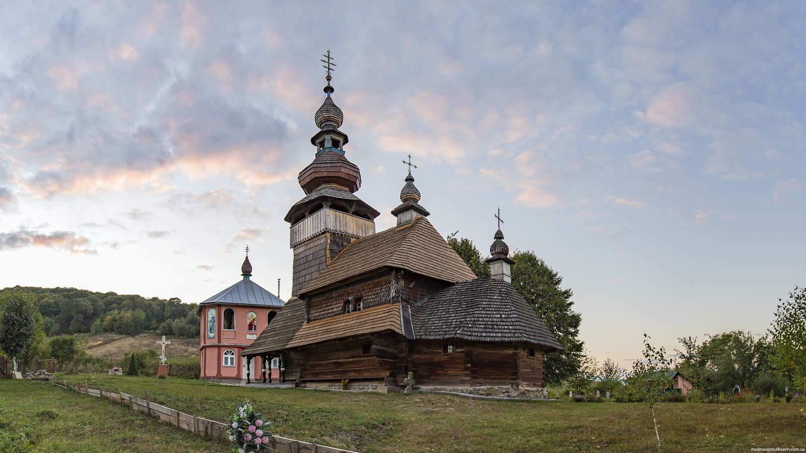 Svalyava: a selection of sites