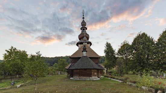 St. Michael Church, Svalyava, Zakarpattia, Ukraine, photo 8