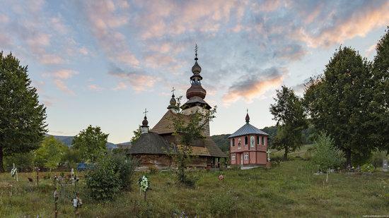 St. Michael Church, Svalyava, Zakarpattia, Ukraine, photo 9