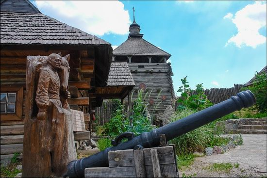 Zaporizhian Cossacks Museum, Khortytsia, Ukraine, photo 23