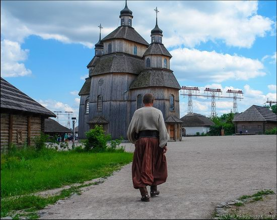Zaporizhian Cossacks Museum, Khortytsia, Ukraine, photo 27