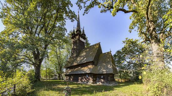 Archangel Michael Church, Krainykovo, Zakarpattia region, Ukraine, photo 1