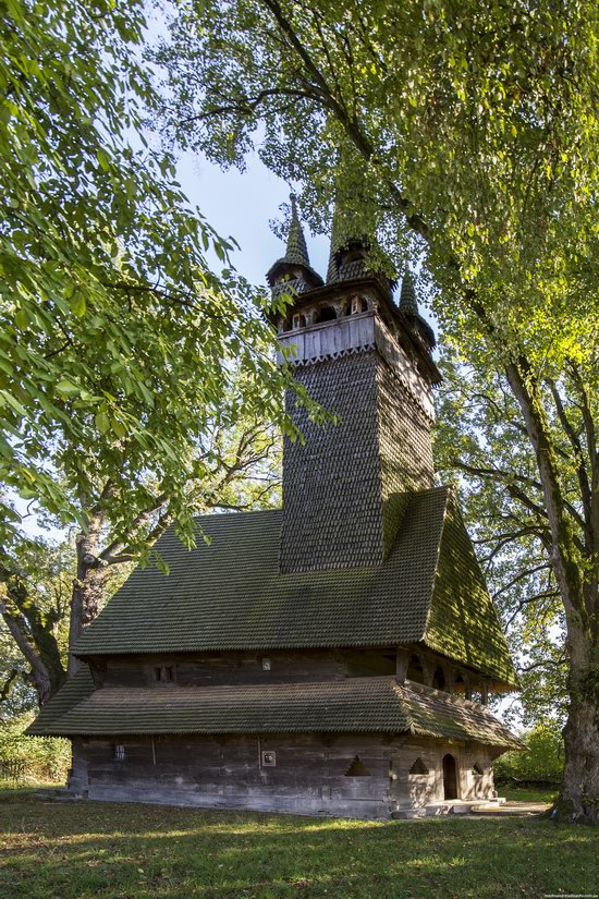Archangel Michael Church, Krainykovo, Zakarpattia region, Ukraine, photo 3