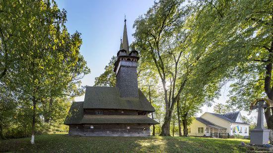 Archangel Michael Church, Krainykovo, Zakarpattia region, Ukraine, photo 4