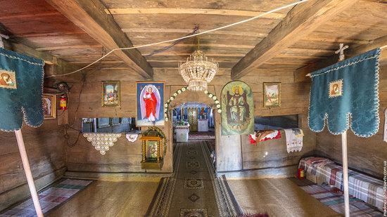 Archangel Michael Church, Krainykovo, Zakarpattia region, Ukraine, photo 5